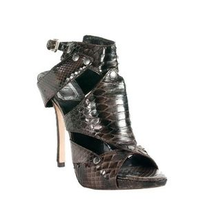 DIOR Python Extreme Gladiator Sandals - size 40